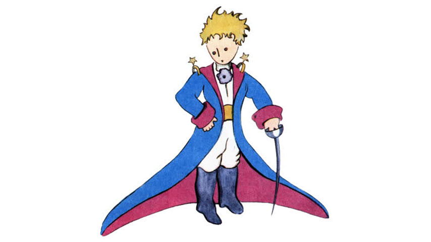 Le Petit Prince (French-German) Der kleine Prinz