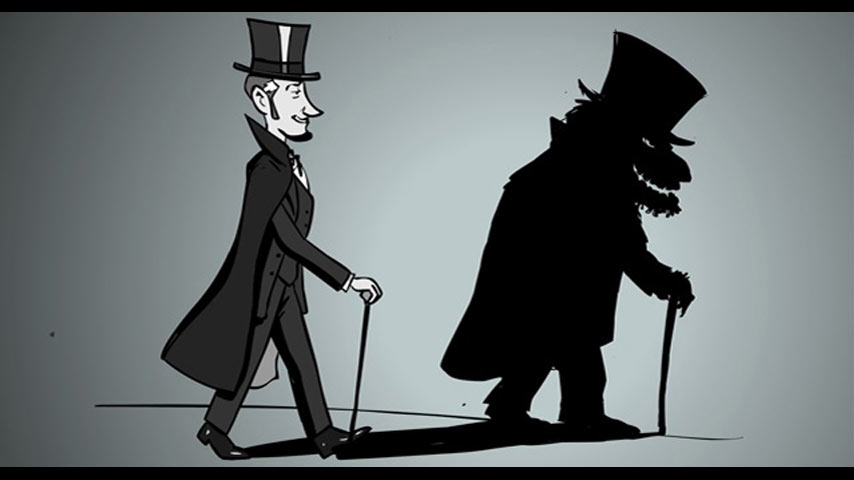 Dr Jekyll and Mr Hyde(English-French)